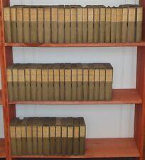 Balzac THE HUMAN COMEDY Edition Definitive George Barrie & Son 53 Vol Set