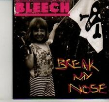 (DI404) Bleech, Break My Nose -2012 Ltd Ed  DJ CD