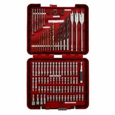 Craftsman 100pc Drill & Driver Kit w/case *Carbide Tipped  FREE SHIPPING