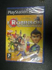 I ROBINSON UNA FAMIGLIA SPAZIALE  PS2 SIGILLATO ITALIANO DISNEY