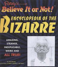 """""""AS NEW"""" Mooney, Julie, Ripley's Believe it or Not!: Encyclopedia of the Bizarre"""