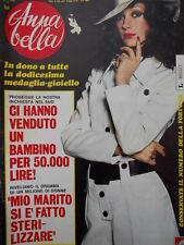 ANNABELLA - rivista femminile di Moda n°14 1971  [C57]