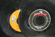 2 RECORD 45 KENNY BALL HONG KONG BLUES BRAZIL MIDNIGHT IN MOSCOW AMERICAN PATROL