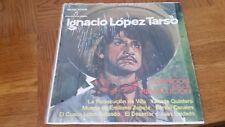 IGNACIO LOPEZ TARSO - CORRIDOS DE LA REVOLUCION  - LP - VERY GOOD - SHRINK-W.
