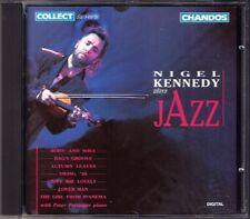 Nigel KENNEDY PLAYS JAZZ Body & Soul Lover Man Bag's Groove Autumn Leaves Swing