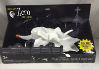 DISNEY PARKS EXCLUSIVE ZERO LIGHT UP ON A LEASH NIGHTMARE BEFORE CHRISTMAS NIB