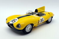 CMR 1/18 Scale CMR144 - Jaguar D-Type - #16 4th 24h Le Mans 1957