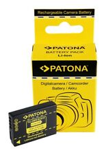 Akku f. Leica DMW-BCG10 VLux 20 V-Lux 20 VLux 30 V-Lux 30 DMW-BCG10 von PATONA