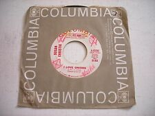 PROMO w SLEEVE Susan Christie I Love Onions 1966 45rpm VG+