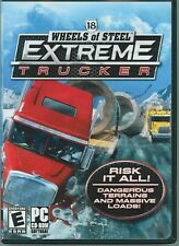 Wheels Of Steel Extreme Trucker Video Game