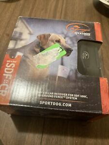 SPORTDOG SDF-CR ADD-A-DOG DEVICE/COLLAR FOR SDF-100C IN-GROUND DOG FENCE SYSTEM