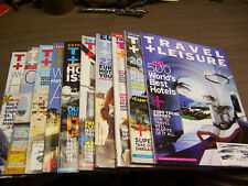 13940 Travel & Leisure Magazine 10 issues 2009