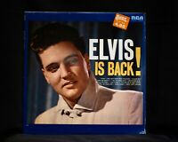 Elvis Is Back! LP SEALED LSP-2231 RCA Stereo