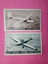STAMPS - TIMBRE - POSTZEGELS - BELGIQUE - BELGIE 1951 NR PA28/29 **( ref 1686)