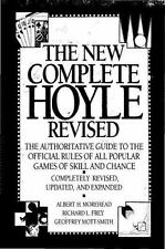 The New Complete Hoyle: The Authoritative Guide to the Official Rules of All Po