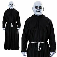 Old Time Creepy Uncle Fester Addams Family Costume Fancy Dress Halloween M/L