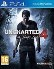 Uncharted 4 + The Nathan Drake Collection for PS4 Excellent - 1st Class Delivery