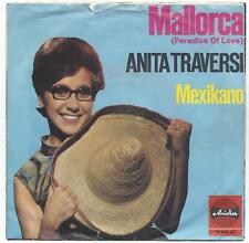 Anita Traversi: Maiorca (Paradise of Love) + mexikano Vinyl single