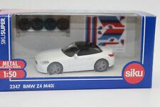 Siku 2347 BMW Z4 M 40 i  PKW SUPER SERIE 1:50  NEU in OVP
