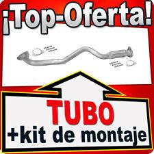 Pantalones de Tubo OPEL SIGNUM VECTRA C SAAB 9-3 1.9 CDTi Escape Flex AUR