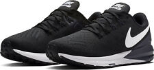Womens Nike Air Zoom Structure 22 AA1640-002 Black/White NEW Size 12