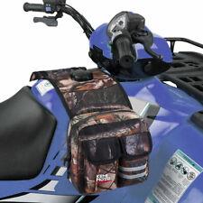 Camo Atv Tank Saddle Bag Snowmobiles Motorcycle Waterproof Cargo Storage Bag