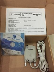 New In Box HP Keysight Agilent 82357B USB-GPIB Interface High-Speed USB 2.0