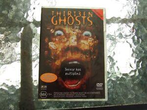 THIRTEEN GHOSTS * HORROR * RARE OOP * 13 ghosts