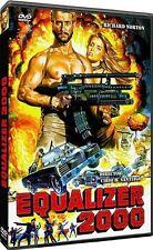 THE EQUALIZER 2000  (1987) **Dvd R2** Richard Norton, Corinne Wahl,