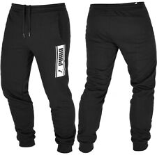 Puma Men Sweat Pant Herren Jogginghose Trainingshose Sport Hose Jogger schwarz