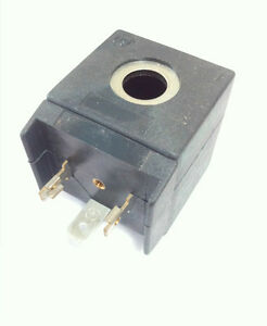 Ceme 230 volt solenoid coil (square)  UK