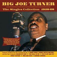 BIG JOE TURNER New Sealed 2019 SINGLES COLLECTION 1950-60 2 CD SET