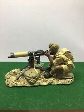 KING AND COUNTRY WW2 INDIAN SEEK DESERT BRITISH SOLDIER FIGURE S110