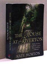 THE HOUSE AT RIVERTON - K. Morton [Libro in inglese]