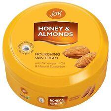 Joy Miel & Almendras Crema Nutritiva Piel WheatGerm petróleo y natural Protector Solar 50 Ml