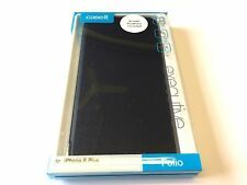 CASE IT iPHONE 6 PLUS EXECUTIVE SLIM FOLIO SMARTPHONE CASE WITH SCREEN PROTECTOR