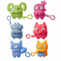 UglyDolls To-Go Stuffed Plush Clips *CHOOSE YOUR FAVOURITE*
