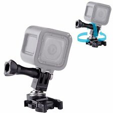360° Rotation Ball Joint Buckle Adaptor For All Gopro Hero 5 Black 5 Session 4 3
