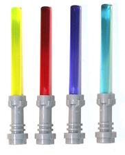 4x LEGO® Laserschwert Lichtschwert 64657/30374 NEU 4 Farben Star Wars Clone Wars