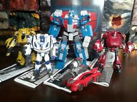 Transformers 3rd Party PLANET X lot! Apollo/ULTRA MAGNUS, JAZZ, SIDESWIPE, CLIFF