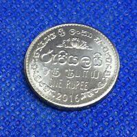 1 RUPEE SRI LANKA COIN UNCIRCULATED