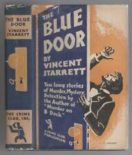 The Blue Door by Vincent Starrett (First Edition)