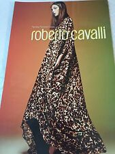 ROBERTO CAVALLI Spring Summer 2015 . -Lookbook WOMANS  Collection-CATALOGUE