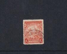 Barbados - 1938 - SG 250 - 1 1/2d Orange - Used 2048