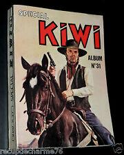 Album N° 31 SPECIAL KIWI  (3  BD RELIES ) COW BOY