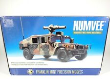 Franklin Mint Precision Models - HUMVEE 1:24 Scale Die-cast Replica - BRAND NEW