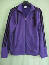 Veste survetement Adidas Jacket violet Tracksuit Femme jacket - 42