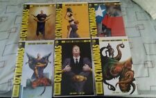 Before Watchmen: Ozymandias issues 1-6 First Printings