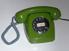 Post Telefon FeTAp 611-2 Deutsche Bundespost Farn-grün 10/1976 - TOP Zustand!