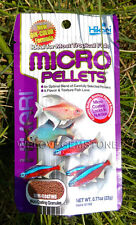 Hikari Tropical MICRO PELLETS Fish Food Semi Floating Tetras Barbs Small Mouth